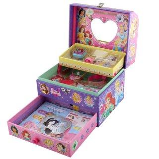 要出典 4歳 女の子 誕生日 ひみつのラブリーボックス DC ディズニープリンセス