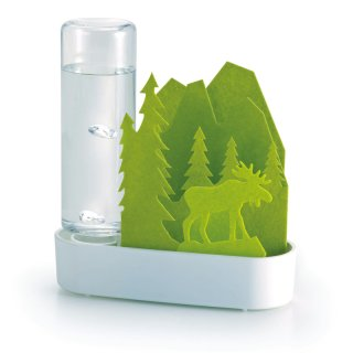 要出典 加湿器 積水樹脂 自然気化式ECO加湿器 うるおいちいさな森