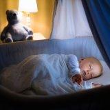 夜 赤ちゃん 寝る