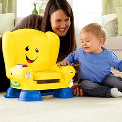 1歳 男の子 誕生日プレゼント フィッシャープライス スマートステージ・バイリンガル・チェア