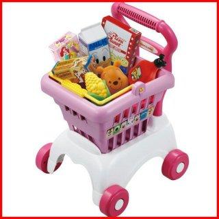 要出典 2歳 3歳 クリスマスプレゼント ディズニー マジカルマート はじめてのショッピングカート