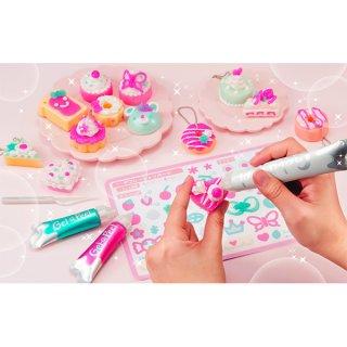 要出典 6歳 女の子 誕生日プレゼント メガハウス ジェルアピール スクイージュアクセサリー