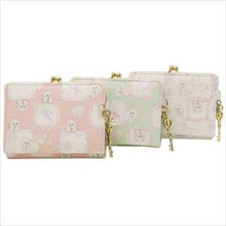 要出典 小学生 誕生日プレゼント 小学生 女の子 ドリーミングキャットシリーズ 三つ折りがまぐちミニ財布