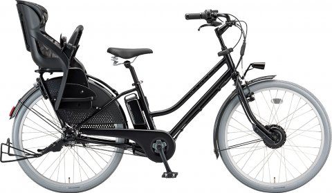 要出典 子供乗せ自転車 ブリヂストン ハイディツー 2019年モデル