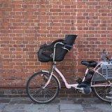 子供乗せ自転車 ママ 子供 前乗り 後ろ乗り 3人乗り