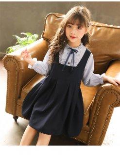 要出典 入園式 女の子 服装 スカートセット キッズ 入学式