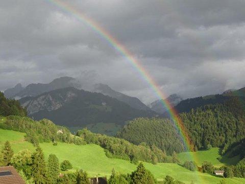スイス 夏