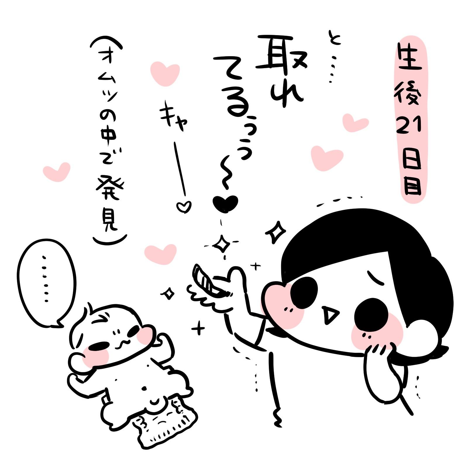 ムチムチ!プニプニ!ちびたろ!#2「肉芽って???(前編)」