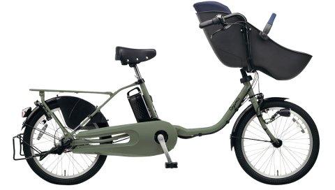 要出典 子供乗せ 電動自転車 パナソニック  ギュット・クルーム・DX