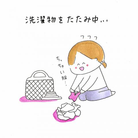 育児漫画 げんきっこつららちゃん ふゆだこん子 7話