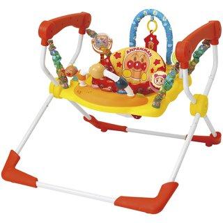 要出典 ジャンプ 赤ちゃん 元気いっぱい!アンパンマンベビージャンパー ジャンパルー