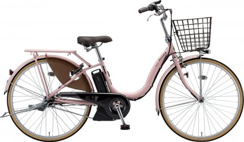 要出典 子供乗せ 電動自転車 電動自転車 ブリヂストン アシスタファイン チャイルドシート付き