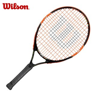 要出典 テニスラケット 子供 ウイルソン ジュニア 硬式用テニスラケット バーン 23