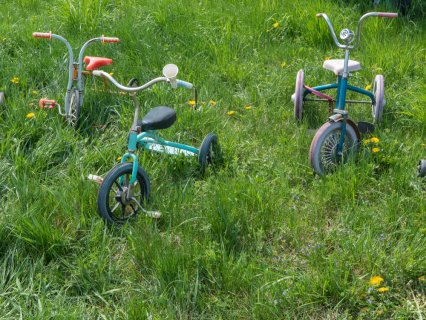 三輪車 複数