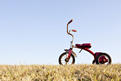 三輪車 幼児 子供