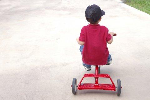 三輪車 子供 男の子