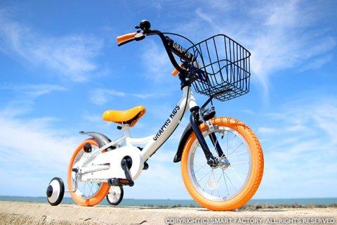 幼児用自転車 グラフィス 補助輪付き子供用自転車 GR-16