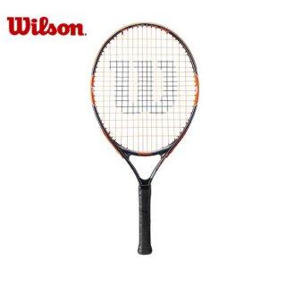 テニスラケット 子供 ウイルソン ジュニア 硬式用テニスラケット バーン 23