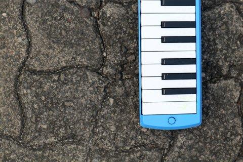 ピアニカ 鍵盤ハーモニカ 音楽