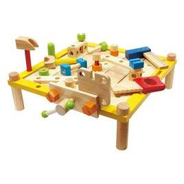 3歳 男の子 誕生日プレゼント エデュテ アイムトイ カーペンターテーブル