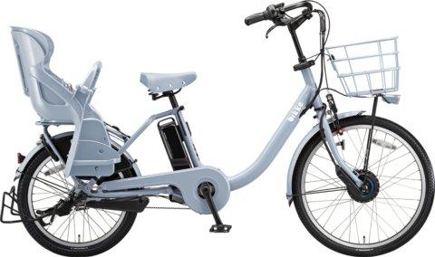 要出典 子供乗せ自転車 ブリヂストン ビッケモブ dd 電動アシスト自転車