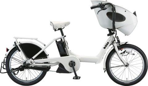 要出典 子供乗せ自転車  ブリヂストン ビッケ ポーラーe