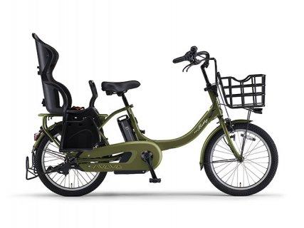 要出典 子供乗せ自転車 ヤマハ パスバビーアン 2019年モデル