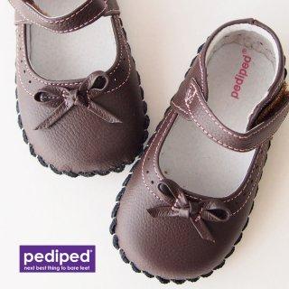 要出典  1歳 誕生日プレゼント 女の子 ペディペド オリジナルズ イザベラ ファーストベビーシューズ