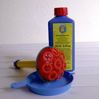 要出典 外遊びのおもちゃ プステフィクス トランペット しゃぼん玉