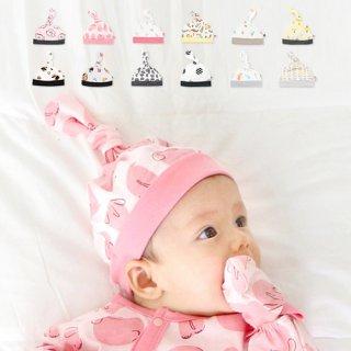 新生児の帽子 ハンスパンプキン 新生児用ビーニー