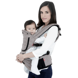 新生児の抱っこ紐 ミアミリー ヒップスタープラス ベビーキャリア 抱っこひも