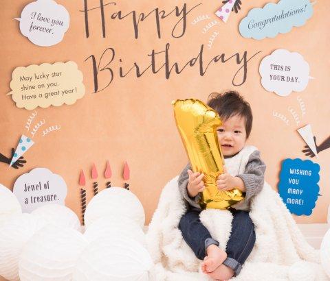 1歳 誕生日 子供