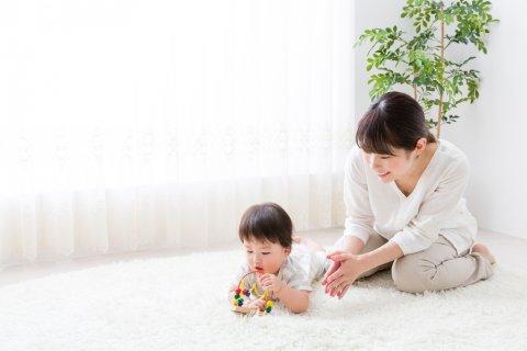赤ちゃん ママ 夜泣き対策