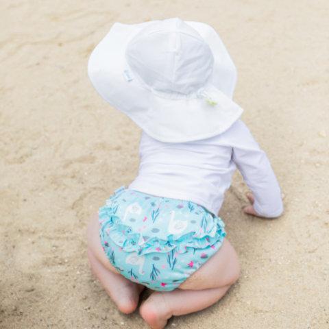 要出典 ベビー帽子 アイプレイ ベビー サンハット