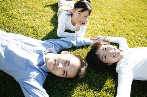 育児ストレス 日本人 家族 リラックス