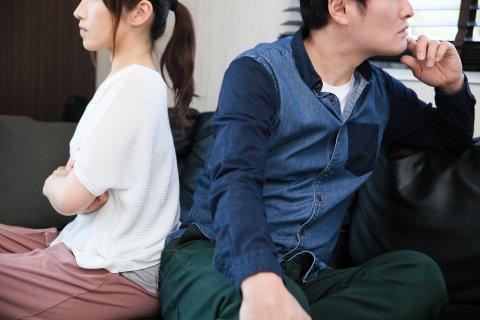 夫婦喧嘩 日本人