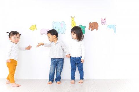 保育園 子供 日本人