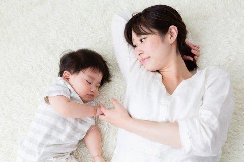 産後ダイエット ママ 赤ちゃん 日本人