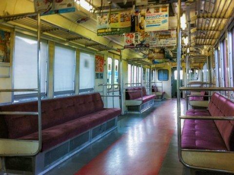 電車 車内