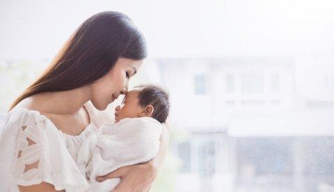 産後 ママ 赤ちゃん 日本人