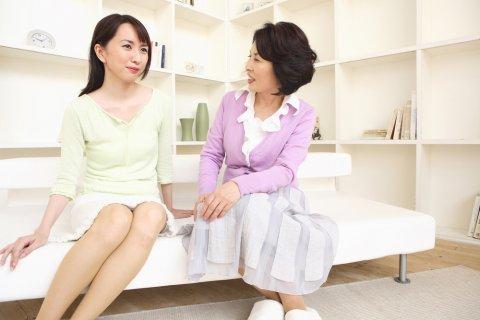 嫁姑 日本人 義母
