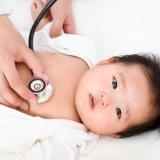 小児科 病院 赤ちゃん 日本人