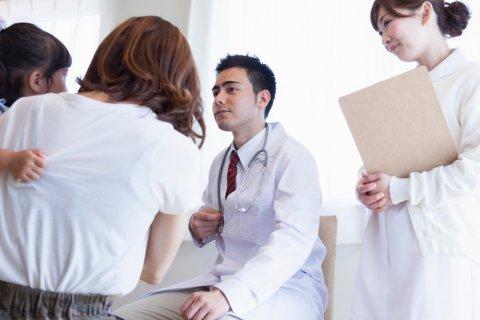 医師 小児科 問診 日本人