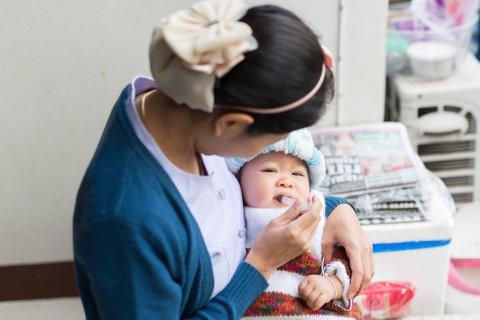 ロタ 経口接種 予防接種 赤ちゃん 日本人