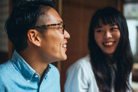 夫婦 会話 日本人