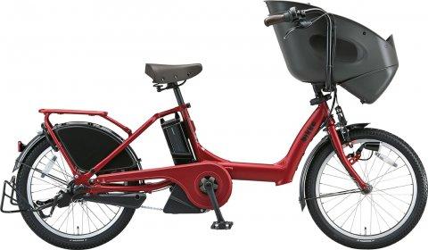 要出典 子供乗せ自転車  ブリヂストン ビッケ ポーラーe 19年モデル