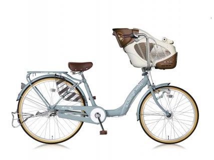 子供乗せ自転車 子供乗せ自転車 a.n.design works アンド ママ 子供乗せ自転車 26インチ