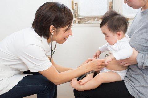 赤ちゃん 病院 医師 日本人