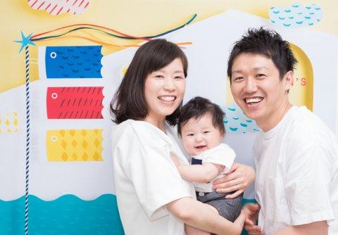 初節句 日本人 赤ちゃん