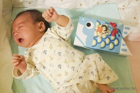 初節句 赤ちゃん オリジナル